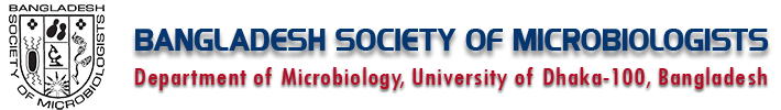 Bangladesh Society of Microbiologists Logo